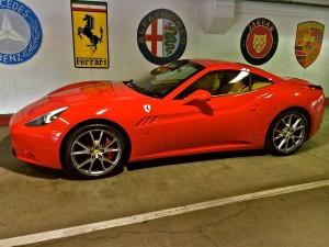 Ferrari California Thumbnail